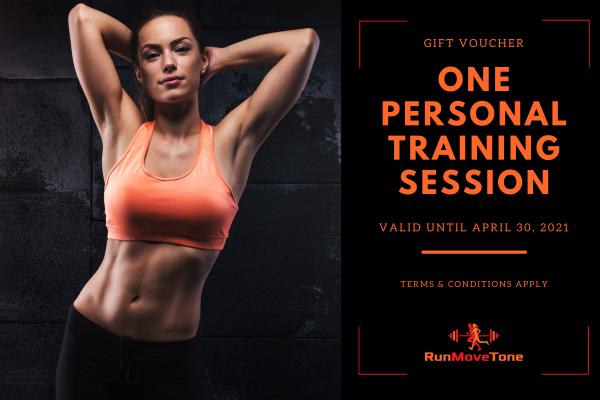 RunMoveTone Personal Training Gift Voucher (1)