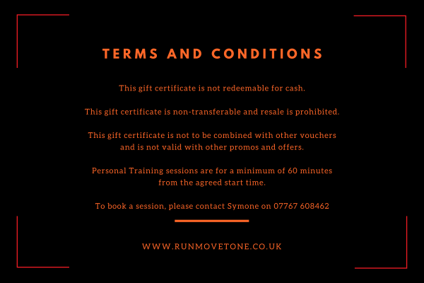 RunMoveTone Gift Voucher Terms and Conditions (5)
