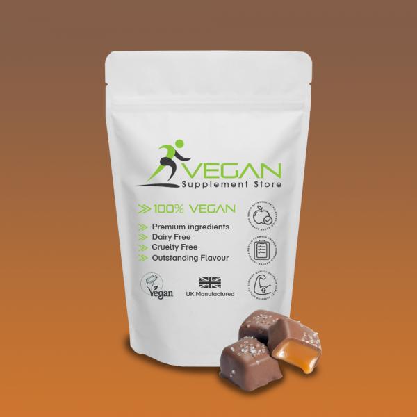 Chocolate Salted Caramel Meal Replacement - Vegan